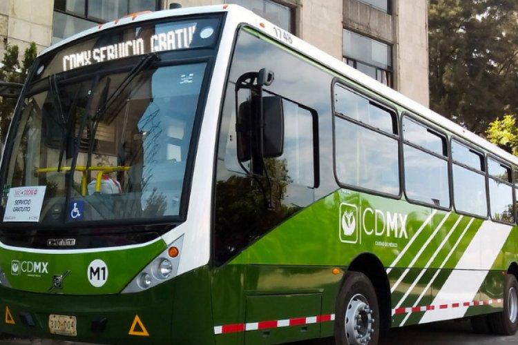 Habilitan alternativas de transporte ante cierre de línea 12 del metro