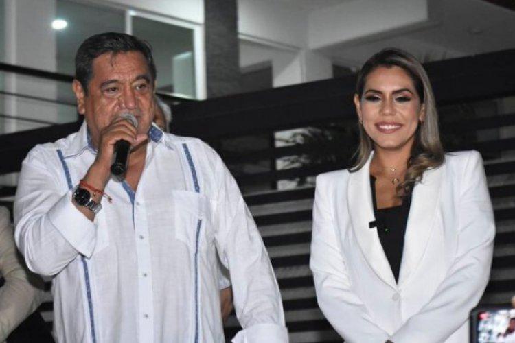 Evelyn Salgado inicia campaña a la gubernatura de Guerrero