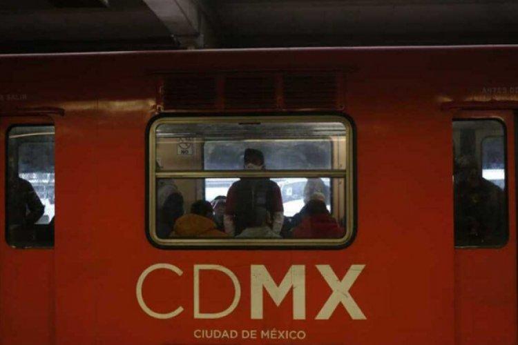 Registran apagón en líneas 5 y 6 del metro de la CDMX