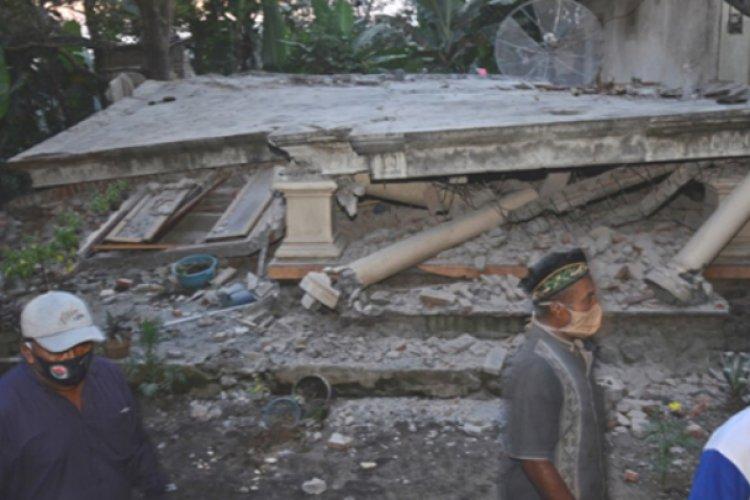 Sismo en isla de java, Indonesia, deja al menos siete muertos