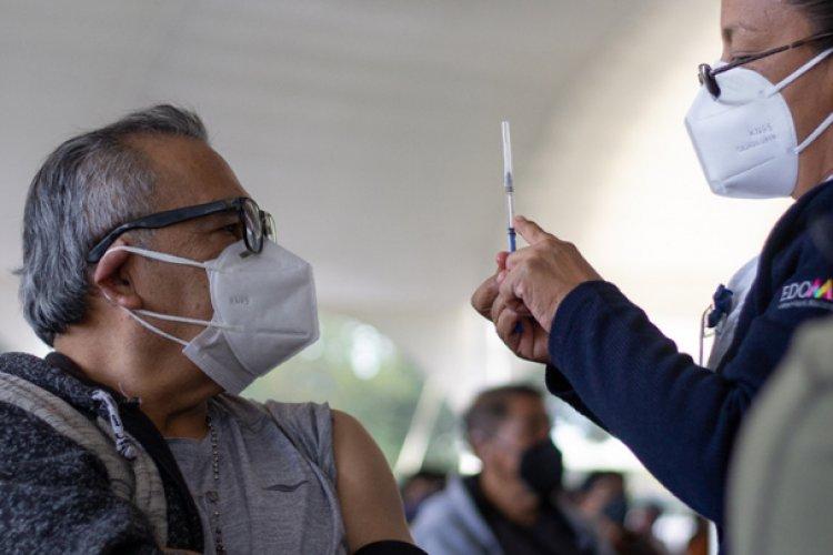 Este miércoles vacunarán a chalquenses de 50 a 59 años y embarazadas