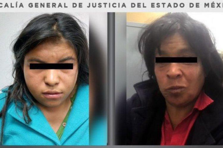 Capturan a dos mujeres por homicidio y robo con violencia en Jilotepec