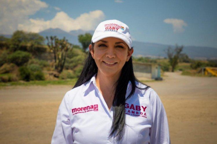 Revelan segundo audio de Gabriela Gamboa amenazando a familia de su contrincante
