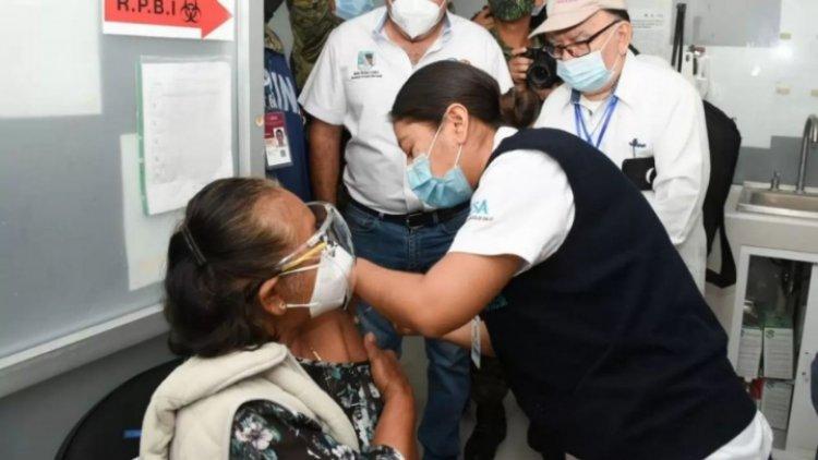 Mañana inicia vacunación contra Covid-19 en Metepec