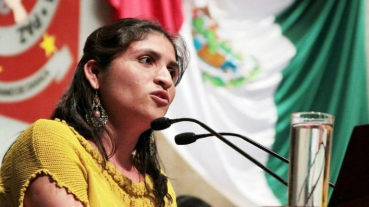 """""""¿Por qué duele tanto ser mujer en esta sociedad?"""": Eufrosina Cruz"""
