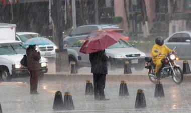 Prevén tarde lluviosa con granizada para el Valle de México