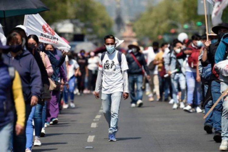 Estudiantes acudirán a la ONU a denunciar indolencia de AMLO