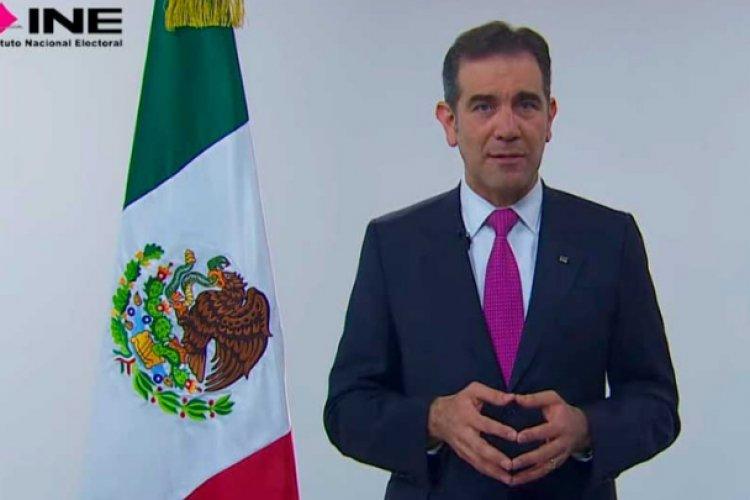 """""""La jornada fue exitosa"""", concluyen elecciones 2021: INE"""