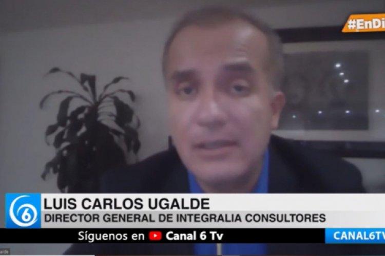 """""""Va por México"""" necesita una narrativa para derrocar a Morena: Luis Carlos Ugalde"""