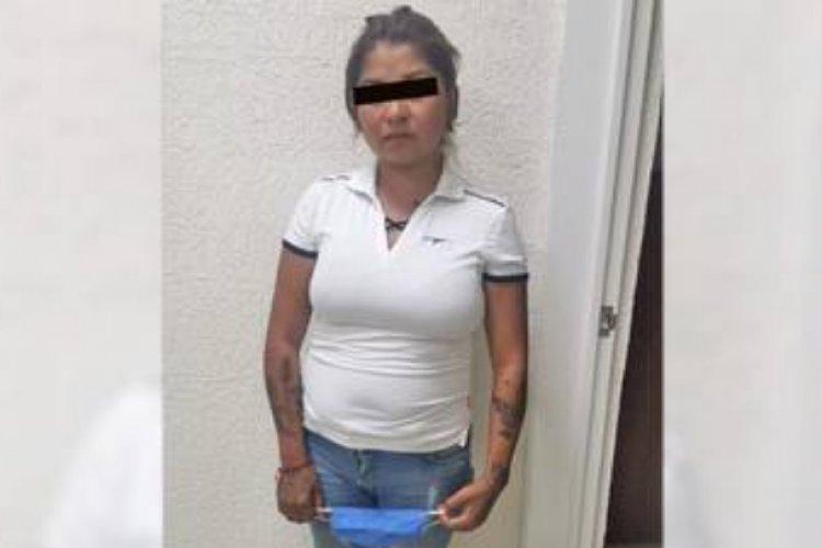 Detienen a mujer que dio solventes a sus hijos y asfixió a uno, en Tultitlán