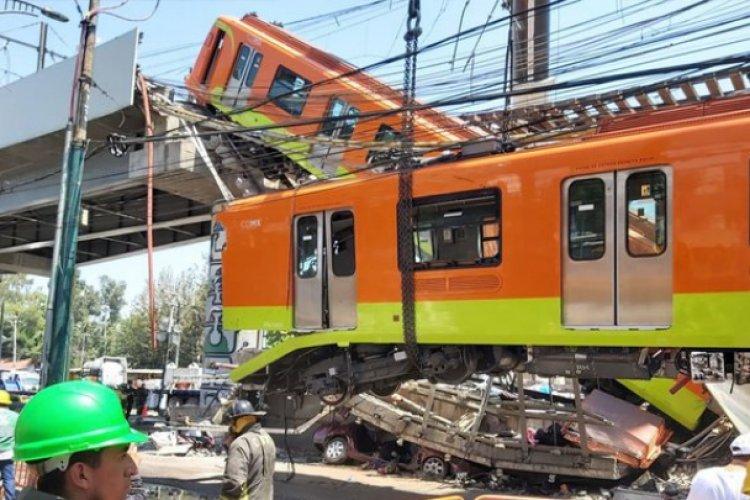 Identifican fallas en construcción de L12 del metro en peritaje preliminar