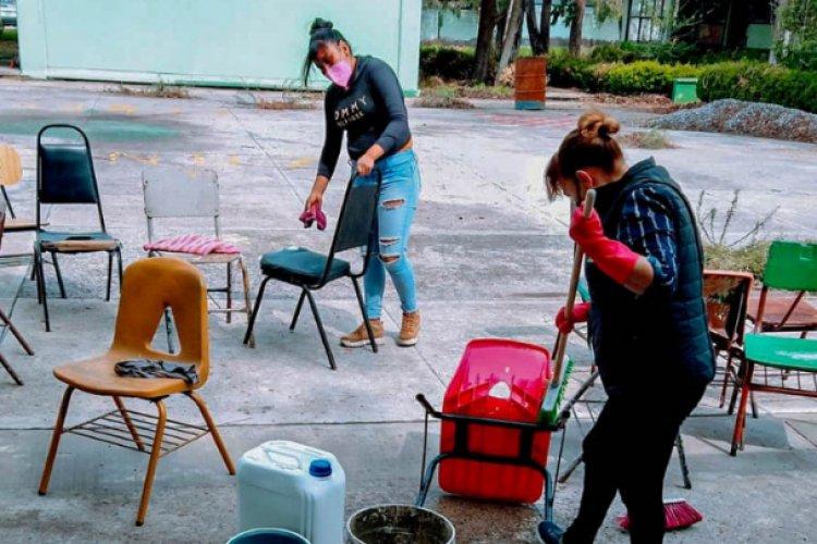 Activan programa «Regreso seguro a clases» en 40 escuelas de Valle de Chalco