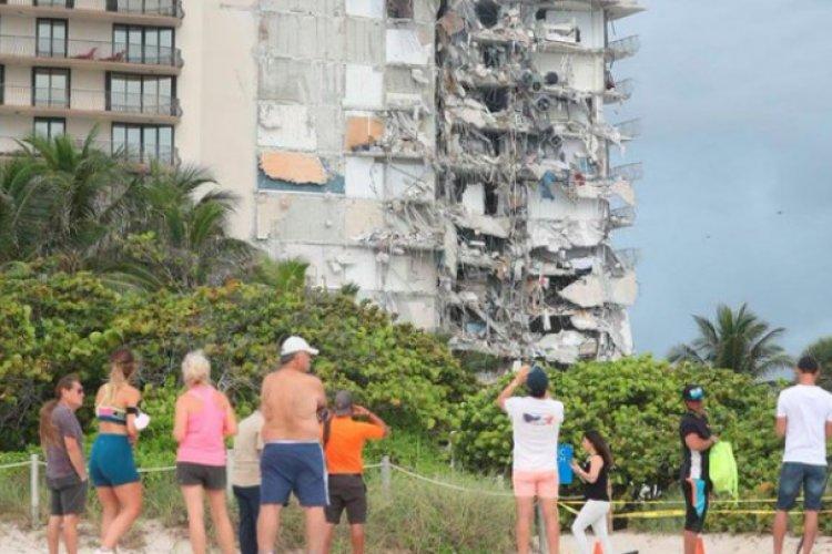 Aumenta a cuatro cifra de fallecidos por derrumbe de edificio en Miami