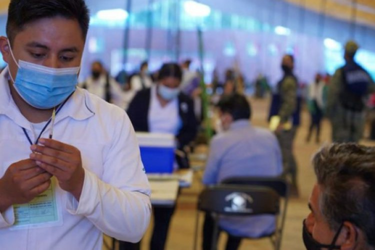 Aplicarán segunda dosis anticovid en seis alcaldías de la CDMX