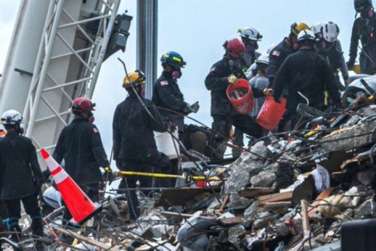 Aumenta a 16 cifra de muertos por desplome de edificio en Miami