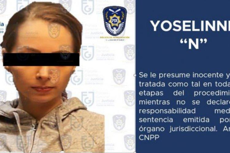 """Dictan prisión preventiva oficiosa a youtuber mexicana, """"YosStop"""""""