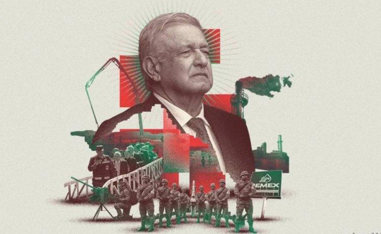 """AMLO está sumido en la """"hiper presidencia"""" y la """"autocracia"""", señalan Le Monde y Die Welt"""