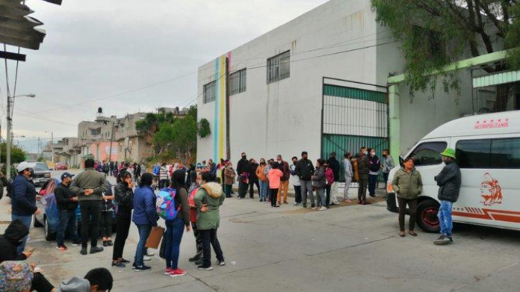 Votaciones en Chimalhuacán transcurren sin ningún problema