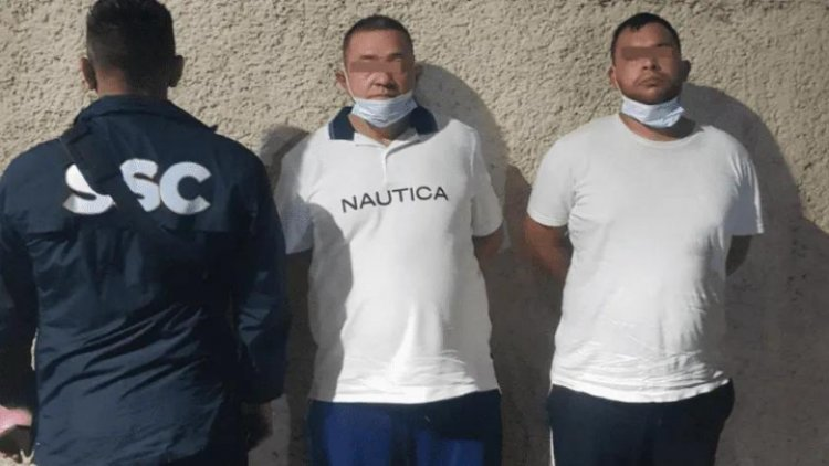 Caen colombianos implicados en robo de reloj de alta gama en Santa Fe