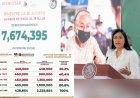 Detallan incorporación de mayores de 65 años a programa de pensiones