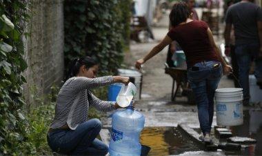 Por adeudo, CFE podría dejar sin agua a un millón de habitantes en Neza
