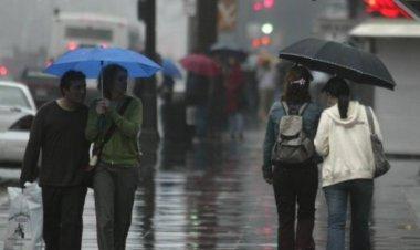 Fuertes lluvias se esperan en el Valle de México