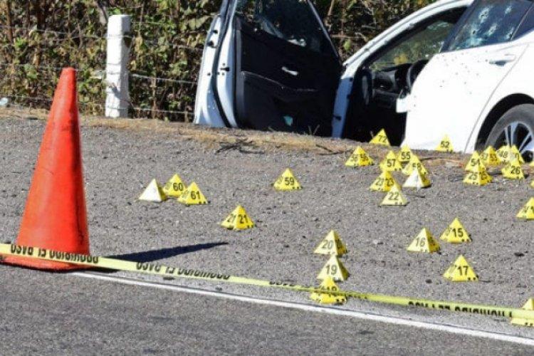 Cada hora tres personas fueron víctimas de homicidio doloso en junio