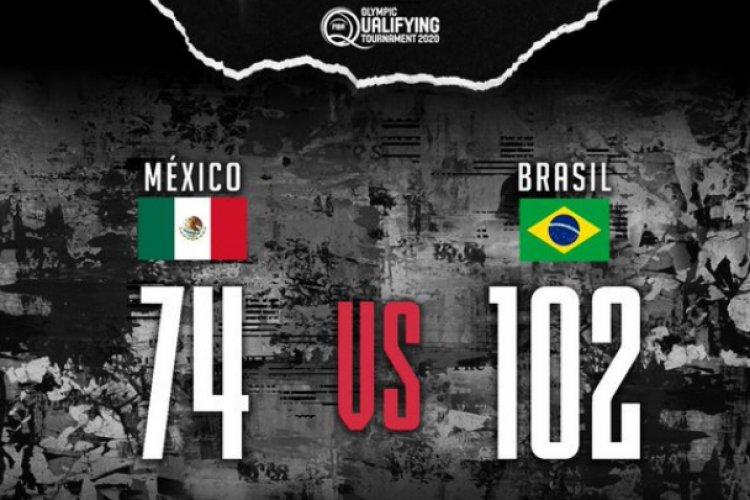 ¡Adiós, Tokio! Brasil rompe sueño olímpico de los 12 Guerreros