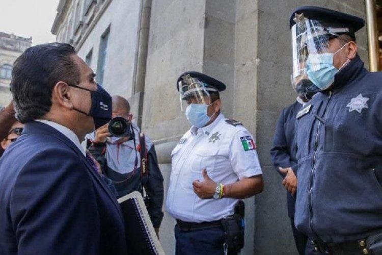 Entrega Aureoles pruebas de narcointervención electoral ante SCJN