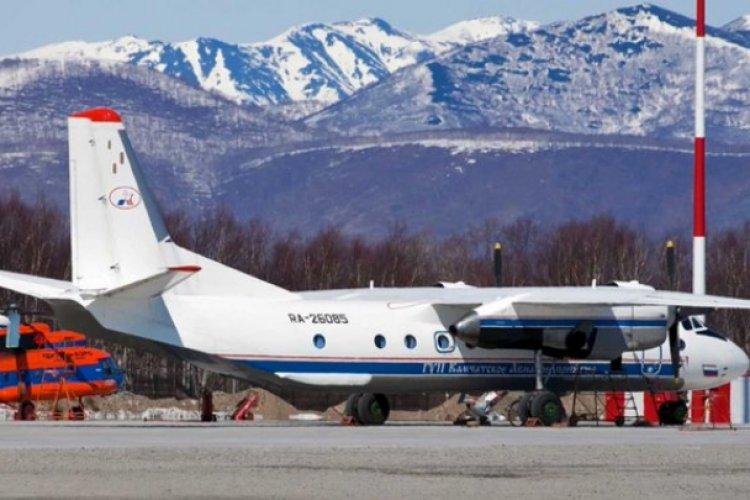 Se estrella avión en península de Rusia con 28 personas a bordo