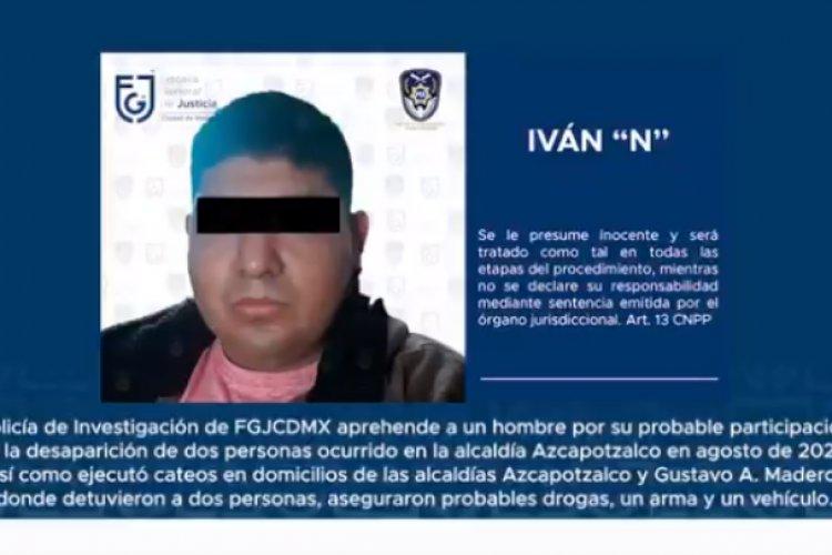 Cae dueño del bar-quito por desaparición de dos jóvenes en Azcapotzalco