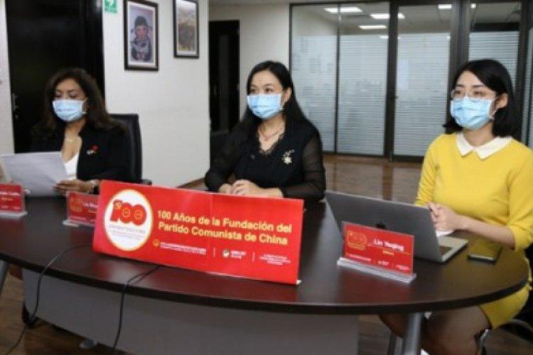 China hoy celebra foro virtual por el centenario del Partido Comunista de China
