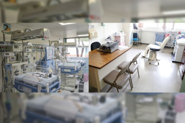 Reabren área de consulta externa del hospital general de Atizapán de Zaragoza