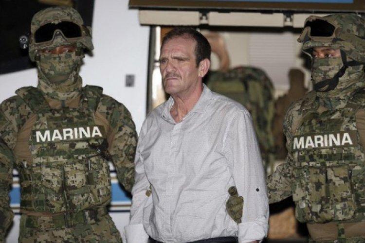 Nuevamente, El Güero Palma es trasladado al penal del Altiplano