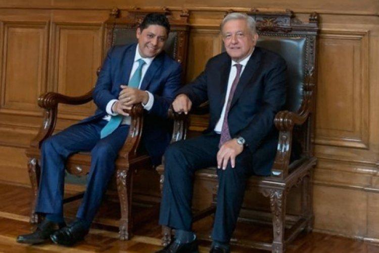 AMLO realiza encuentro con gobernadores de Morena en Palacio Nacional