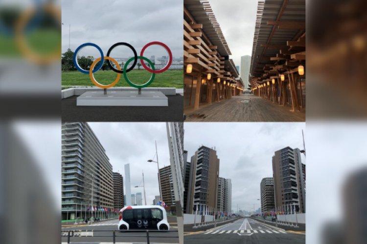 Villa olímpica abre sus puertas a los atletas a días de iniciar Tokio 2020