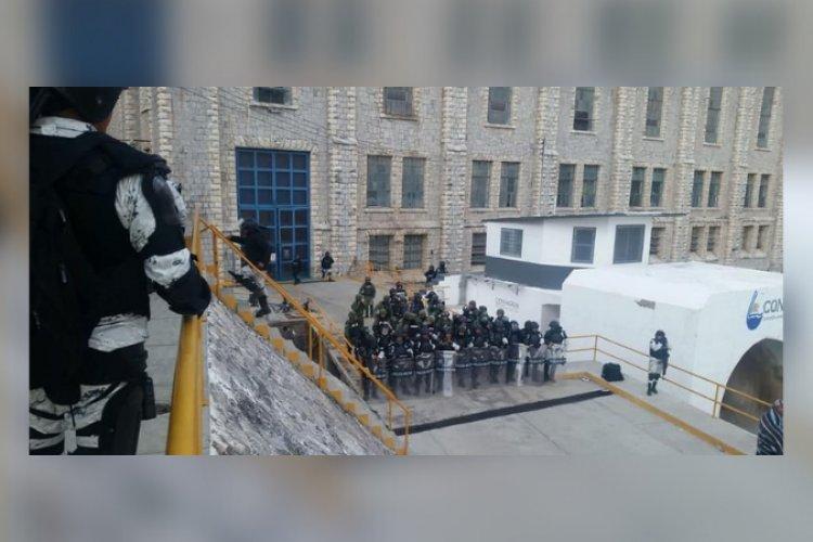 Retomó la Guardia Nacional Presa La Boquilla