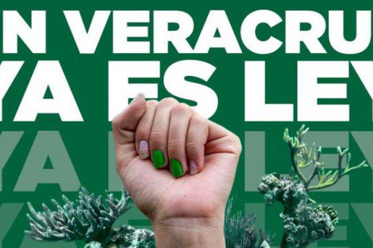 ¡Otro más! Congreso de Veracruz despenaliza el aborto
