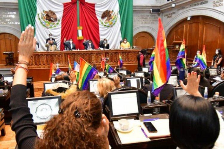 Aprueban en el Estado de México Ley de identidad de género