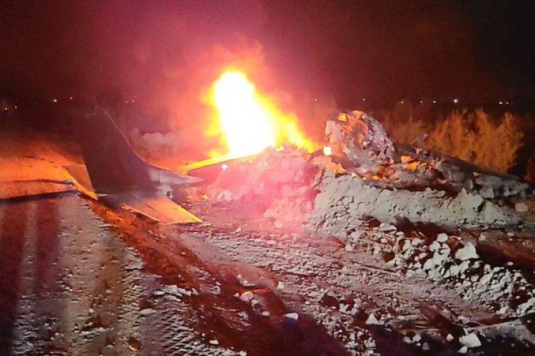 Avioneta se desploma en Valle de Mexicali; dos personas fallecieron