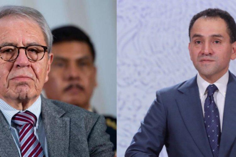 Denuncian ante la FGR a Alcocer y Herrera por desasbasto de medicamentos