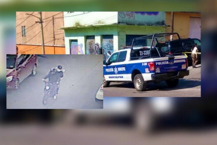 En ataque directo, asesinan a jefe policiaco de Naucalpan