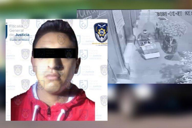 Procesan a sujeto por homicidio de niños mazahuas en centro histórico
