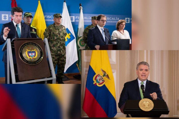 Identifican a exmilitar colombiano como autor del ataque contra Iván Duque