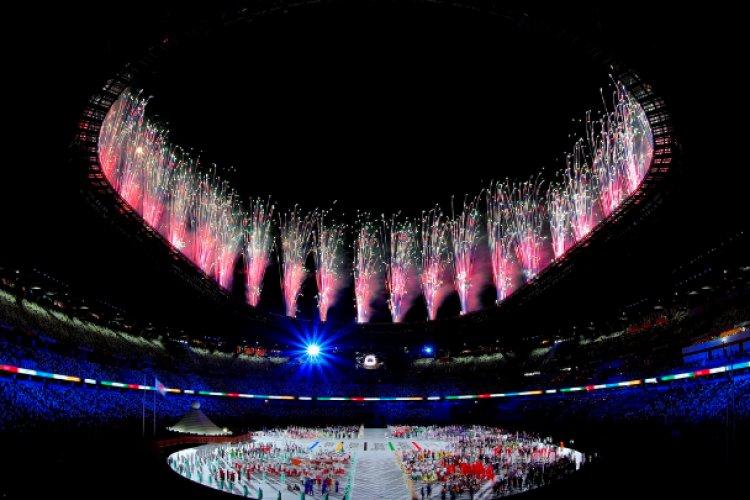 Así fue la emotiva inauguración de los juegos olímpicos Tokio 2020