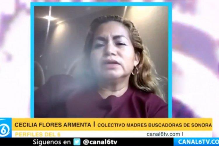 """""""Ya no sabemos a quién le estorbamos"""": líder de Madres Buscadoras de Sonora"""