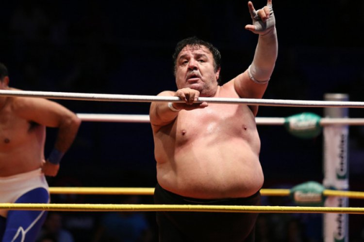 """Muere luchador mexicano conocido como """"Súper Porky"""""""