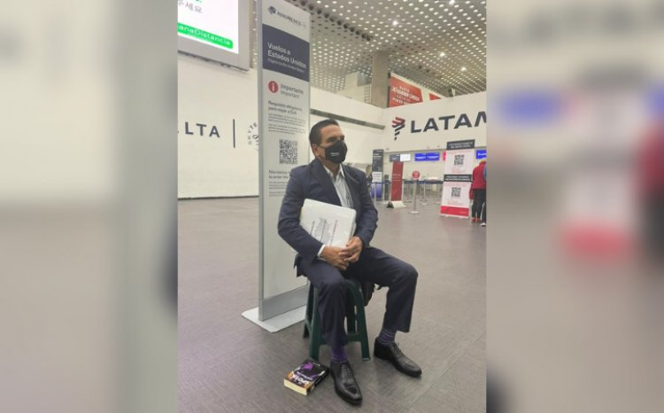 Silvano aureoles realiza gira en EU para denunciar Narcoelecciones