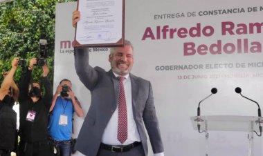 Validan triunfo de Alfredo Bedolla como gobernador electo en Michoacán