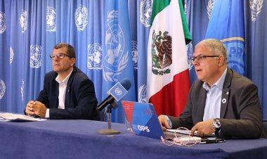 OPS advierte sobre el descontrol de la pandemia en México, AMLO tiene la culpa